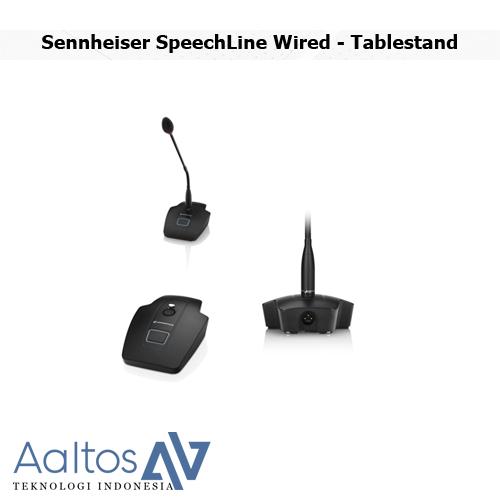 Sennheiser SpeechLine Wired Tablestand