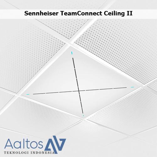 Sennheiser TeamConnect Ceiling II