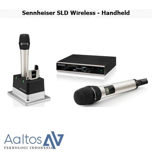 Sennheiser SLDW Handheld